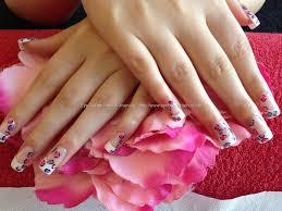 eye candy nails u0026 training acrylic nails with free hand nail art