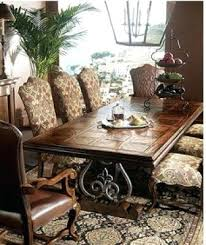 Dining Room Table Tuscan Decor Dining Room Table Tuscan Decor World Interiors 7 Downs