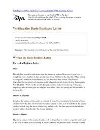 business letter format purdue 28 images fillable purdue