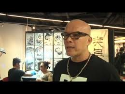 beckham tattoo in hong kong beckham s tattoo artist holds hk convension youtube