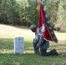 Black Jihad Flag Black Man On Confederate Flag Those Who Are Politically Correct