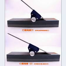 sharpening angle for kitchen knives lovely angle to sharpen kitchen knives home decoration ideas