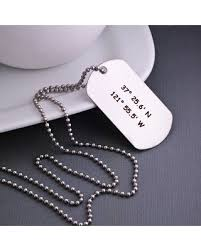 custom dog tag necklace great deals on custom dog tag necklace christmas gift mens