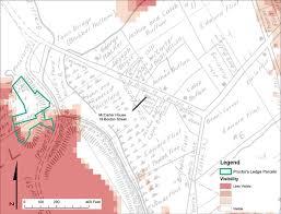 Boston Street Map X Marks The Spot Uva Today