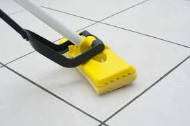 Plastic Bathroom Flooring by Image Of Mopping The Floor Using A Plastic Squeegee Freebie