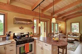 800 sq ft floor plan the river road timber frame house by architect nir pearlson has 2