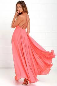 dress pink coral pink dress oasis fashion