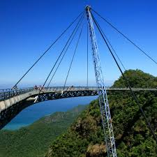 Kingda Kong Six Flags A Zdvent Calendar Langkawi Sky Bridge By Peter Wyss