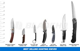 types of kitchen knives hunting knife buyer u0027s guide all about hunting knives blade hq