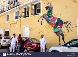mumbai india indian asian fort mumbai kala ghoda wall mural art mumbai india indian asian fort mumbai kala ghoda wall mural art horse figure man