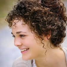 hairstyles for curly and messy hair 30 short haircuts for curly hair which look good on anyone