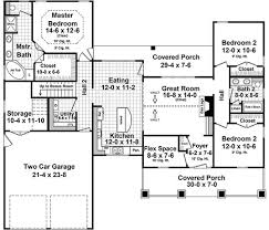 craftsman style house plan 3 beds 2 00 baths 1726 sq ft plan 21 381