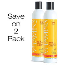 amazon com save on 2 pack of vitamins hair growth shampoo