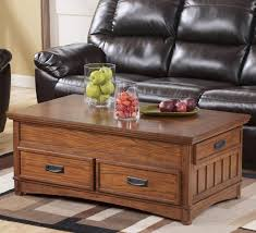 table ashley sectional glass coffee table square wood marble top