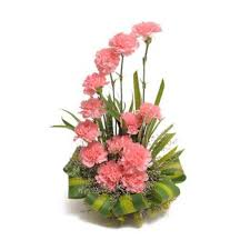carnation bouquet pink carnation bouquet buy gifts online