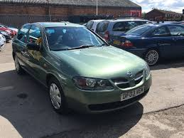 used nissan almera 2003 for sale motors co uk