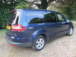 blue galaxy car used cars ford galaxy dorset