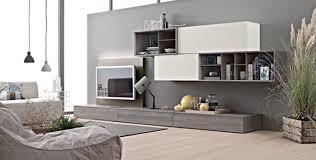 come arredare il soggiorno in stile moderno scegliere la parete attrezzata in stile moderno idee e consigli