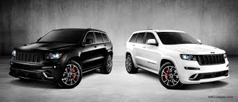jeep cherokee black 2012 jeep grand cherokee wk2 2013 srt8 alpine and vapor editions