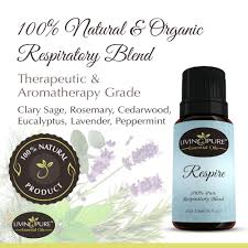amazon com 1 respiratory essential oil u0026 sinus relief blend