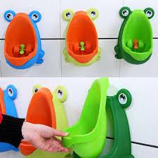 shoppy wall mounted frog boys u0027 urinal shoppy