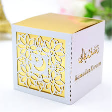 personalized favor boxes folk style and south american regional feature arabic wedding