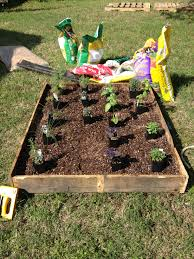Raised Garden Beds From Pallets - how to make a raised bed out of pallets u2013 this nomad