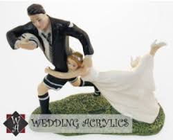 wedding cake toppers uk humorous match rugby wedding cake topper totally me and