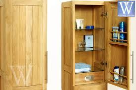 Teak Bathroom Cabinet Teak Bathroom Vanity Grace With Bathroom Linen Cabinets Popular