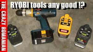 home depot 20 v impact driver black friday 5 ryobi tools from home depot that are good youtube