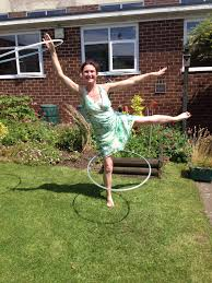 why do people say that hula hooping is such good all round