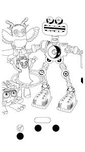 my singing monsters coloring pages my singing monsters coloring