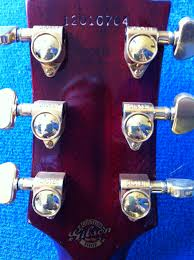 Sho Bsy gibson es 355 curly antique faded cherry bigbsy image 637893