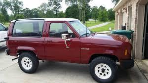 baja bronco for sale ford bronco ii for sale in louisiana 1983 1990