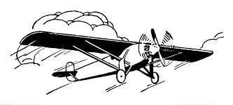 vintage airplane clipart cute clip art library