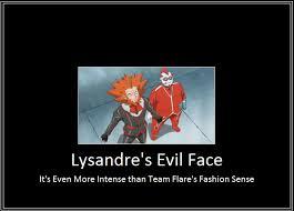 Evil Face Meme - lysandre evil face meme by 42dannybob on deviantart