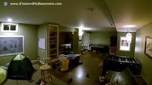 how many recessed lights do you need for your finished basement