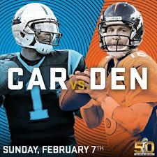 Broncos e Panthers levam títulos de conferência e decidem o Super ...