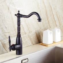 Oil Bronze Kitchen Faucet by Popular Oil Rubbed Bronze Antique Kitchen Faucet Buy Cheap Oil