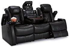 Viva 2577 Home Theater Recliner Seatcraft Republic Leather Home Theater Seating Power Recline
