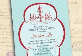 Bridal Shower Invite Wording Birthday Invites Best Bridal Tea Party Invitations Glamours
