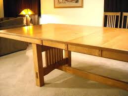 Dining Room Furniture Plans Mission Dining Room Table Grand Mission Dining Leg Table With Four