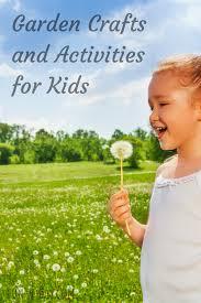 flower garden crafts u0026 activities for kids