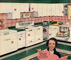Retro Style Kitchen Cabinets Steel Kitchen Cabinets History Design And Faq Retro Renovation