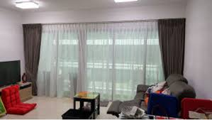 Blind Curtain Singapore Curtains With Wonderful Design And Color Mtm Curtains