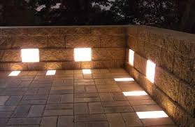 Patio Paver Lights Shop Landscape Lighting In Mn Ia Sd Nd Wi Mt Ne Il