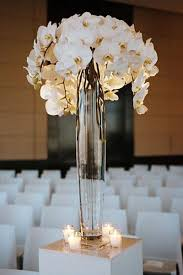 Vases For Centerpieces For Weddings Best 25 White Orchid Centerpiece Ideas On Pinterest Centerpiece