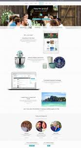 wedding registry online designer spotlight zola reinvents the wedding registry for the