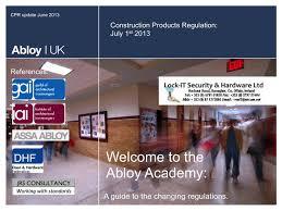 standards u2013 lock it security