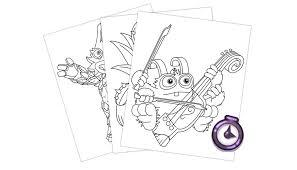 singing monsters coloring book update 1 1 u2013 big blue bubble